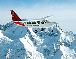 Air Safaris scenic flights