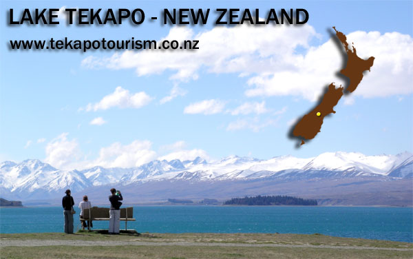 Welcome to the new Tekapo Tourism website