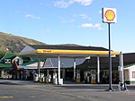 Tekapo Services - Shell Shop