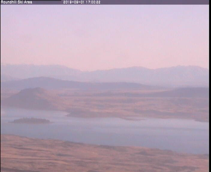 Image from Roundhill webcam